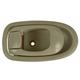 KIDHI00012-2001-04 Kia Spectra Interior Door Handle  Kia 0K2N1-58330A75