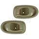 KIDHS00004-2001-04 Kia Spectra Interior Door Handle Pair  Kia 0K2N1-59330A75  0K2N1-58330A75