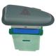 ACZMX00015-1999-05 Pontiac Grand Am Hazard Switch  ACDelco 10359039