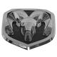 MPBEE00070-2013-14 Ram Emblem  Mopar 68140322AA