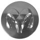 MPWHC00029-Dodge Wheel Center Cap  Mopar 5290814AA