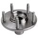 1ASHR00275-Wheel Hub