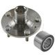 1ASHS00884-Wheel Bearing & Hub Kit