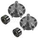 1ASHS00889-2000-09 Honda S2000 Wheel Bearing & Hub Kit Pair