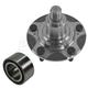 1ASHS00888-2000-09 Honda S2000 Wheel Bearing & Hub Kit