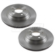 1ABFS02182-Mercedes Benz CL500 S430 S500 Brake Rotor Pair