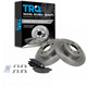 1ABFS02184-2006-11 Buick Lucerne Cadillac DTS Brake Kit