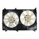 1ARFA00492-1999-00 Lexus RX300 Radiator Dual Cooling Fan Assembly