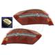 1ALTP00999-Mercedes Benz Tail Light Pair