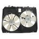 1ARFA00495-2004-06 Lexus RX330 Radiator Dual Cooling Fan Assembly