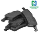 1ABPS02198-Volvo Brake Pads