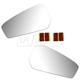 1AMRP01672-2007-12 Nissan Sentra Mirror Glass Pair