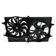 1ARFA00483-2000-02 Ford Focus Radiator Cooling Fan Assembly