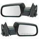 1AMRP01673-2015-17 Chevy Equinox GMC Terrain Mirror Pair