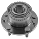 1ASHR00276-Mazda Wheel Bearing & Hub Assembly