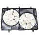 1ARFA00444-Cadillac CTS-V Radiator Dual Cooling Fan Assembly
