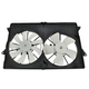 1ARFA00445-Chrysler Pacifica Radiator Dual Cooling Fan Assembly