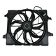 1ARFA00443-2011-17 Radiator Cooling Fan Assembly