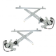 1AWRK00222-Window Regulator Pair Front