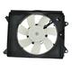 1ARFA00459-2012-13 Honda Civic Radiator Cooling Fan Assembly
