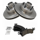 1ABFS02213-Brake Kit Front  Nakamoto CD52  5542