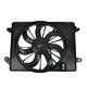 1ARFA00451-2009-17 Radiator Cooling Fan Assembly