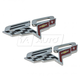 GMBMK00119-2013 Chevy Corvette Emblem Pair
