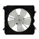 1ARFA00471-2008-10 Honda Accord Radiator Cooling Fan Assembly