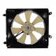 1ARFA00474-1997-98 Toyota Camry Radiator Cooling Fan Assembly