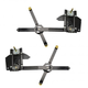 1AWRK00262-Window Regulator Front Pair