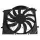 1ARFA00407-Mercedes Benz Radiator Cooling Fan Assembly