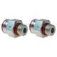 FDEEK00037-Ford High Pressure Oil Pump Fitting Pair  Ford OEM F81Z-9N332-AA
