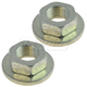 FDBMX00028-Ford Focus Spindle Nut Pair  Ford OEM YS4Z-3B477-AA
