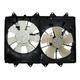 1ARFA00411-2010-13 Mazda CX-9 Radiator Dual Cooling Fan Assembly  Dorman 621-443