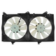 1ARFA00413-Radiator Dual Cooling Fan Assembly