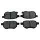 1ABPS02212-Brake Pads Front