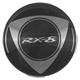 MZWHC00006-2004-11 Mazda RX-8 Wheel Center Cap  Mazda F152-V3-825
