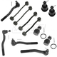1ASFK02347-1999-04 Jeep Grand Cherokee Steering & Suspension Kit