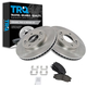 1ABFS02250-Hyundai XG300 XG350 Brake Kit