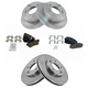 1ABFS02252-Hyundai XG300 XG350 Brake Kit  Nakamoto MD813  MD864  584110A000  31338