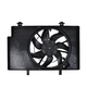 1ARFA00429-Ford Fiesta Radiator Cooling Fan Assembly
