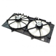 1ARFA00428-Toyota Camry Venza Radiator Dual Cooling Fan Assembly