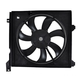 1ARFA00434-Kia Spectra Spectra 5 Radiator Cooling Fan Assembly