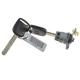 HODLA00003-Honda Civic Odyssey Door Lock Cylinder  Honda OEM 72146-S0X-A51