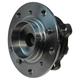 1ASHF00467-BMW Wheel Bearing & Hub Assembly