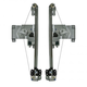 1AWRK00235-Window Regulator Rear Pair