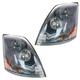 1ALHP01186-Volvo VN VNL VNM Headlight Pair
