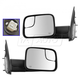 MPMRP00004-Dodge Mirror Pair  Mopar 82207298