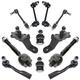 1ASFK02449-2001-02 Toyota Sequoia Steering & Suspension Kit
