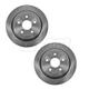 1ABFS01043-2011-17 Brake Rotor Rear Pair